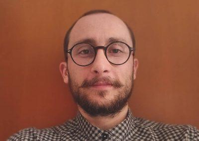 Alex Nicolini dall'Emilia Romagna