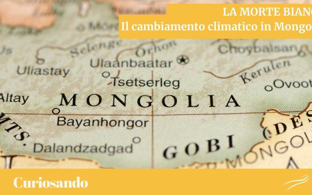 La morte bianca: il cambiamento climatico in Mongolia