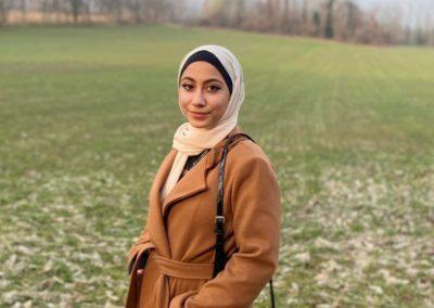 Mariam Ahmad dalla Lombardia