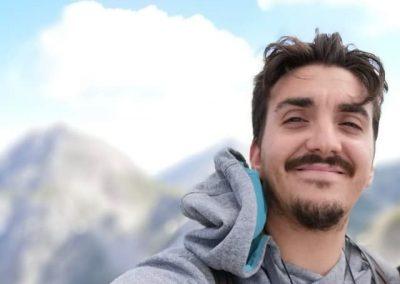 Luca Barani dall'Emilia Romagna