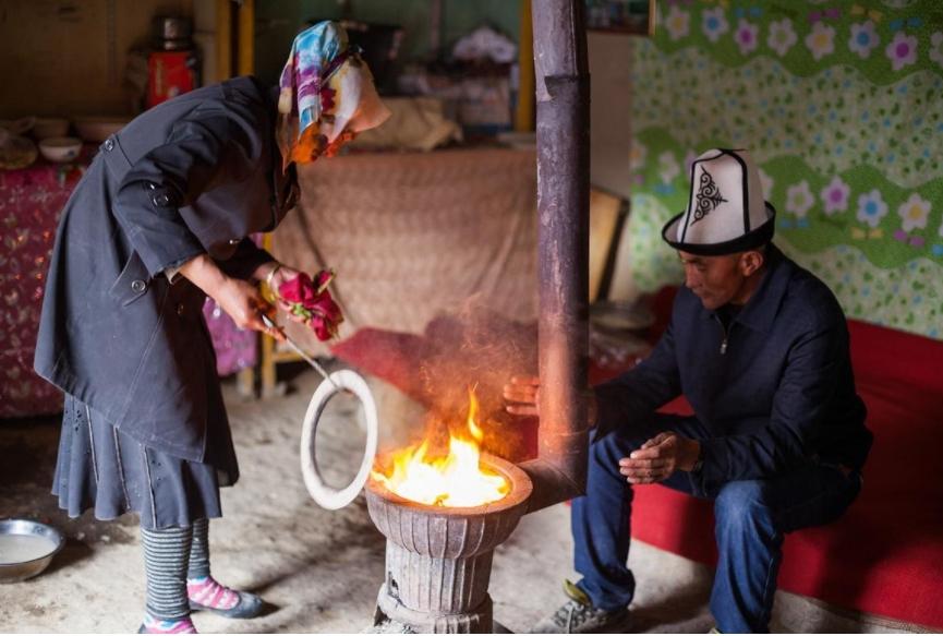 Aria tossica a Ulan Bator per carbone e rifiuti bruciati