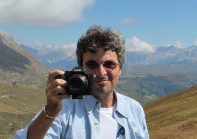 Giuseppe Caridi dalla Puglia